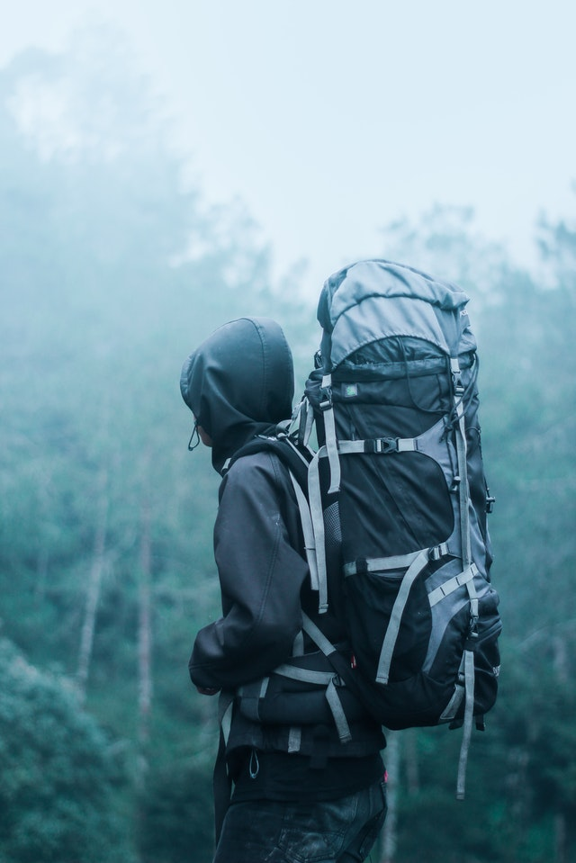 trekking górski
