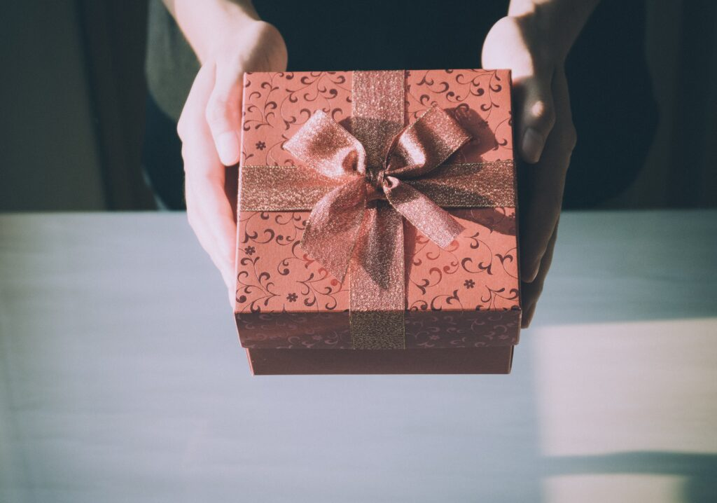 prezent dla kogoś bliskiego
